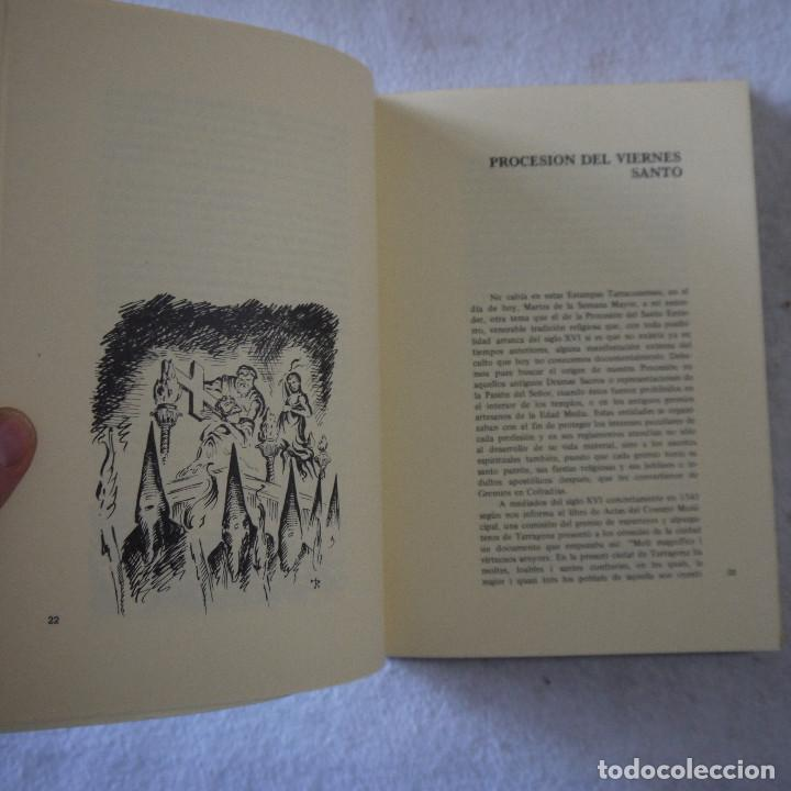 Libros de segunda mano: ESTAMPAS TARRACONENSES - MARCELO RIERA GÜELL (HOMENAJE POSTUMO) - 1979 - Foto 4 - 206821845