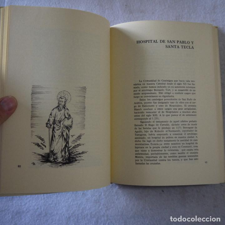 Libros de segunda mano: ESTAMPAS TARRACONENSES - MARCELO RIERA GÜELL (HOMENAJE POSTUMO) - 1979 - Foto 6 - 206821845