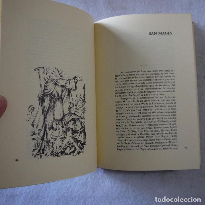 Libros de segunda mano: ESTAMPAS TARRACONENSES - MARCELO RIERA GÜELL (HOMENAJE POSTUMO) - 1979 - Foto 7 - 206821845