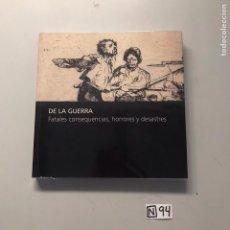 Libros de segunda mano: DE LA GUERRA. Lote 206836271