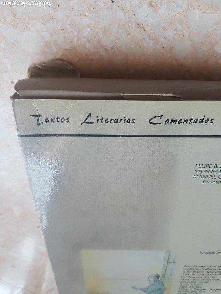 Libros de segunda mano: 40 cuadernos de Textos Literarios Comentados Nivel Básico Ediciones Cénlit 1991. Machado, Galdós ... - Foto 5 - 206844052