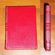 Libros de segunda mano: LAMARTINE, ALPHONSE DE. GRAZIELLA ; RAFAEL (CRISOL ; 60). Lote 206884661
