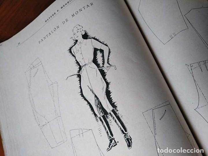 Libros de segunda mano: METODO DE CORTE SISTEMA ORIGINAL FELISA MENDIA TORRES MADRID PRESENTACION PROVISIONAL1942 CONFECCION - Foto 19 - 206904892