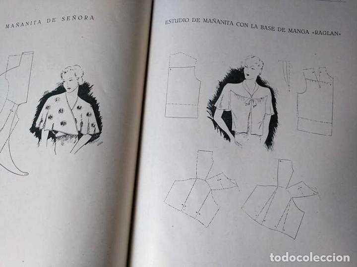 Libros de segunda mano: METODO DE CORTE SISTEMA ORIGINAL FELISA MENDIA TORRES MADRID PRESENTACION PROVISIONAL1942 CONFECCION - Foto 23 - 206904892