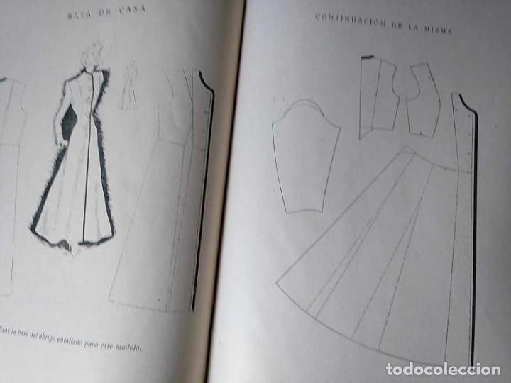 Libros de segunda mano: METODO DE CORTE SISTEMA ORIGINAL FELISA MENDIA TORRES MADRID PRESENTACION PROVISIONAL1942 CONFECCION - Foto 24 - 206904892