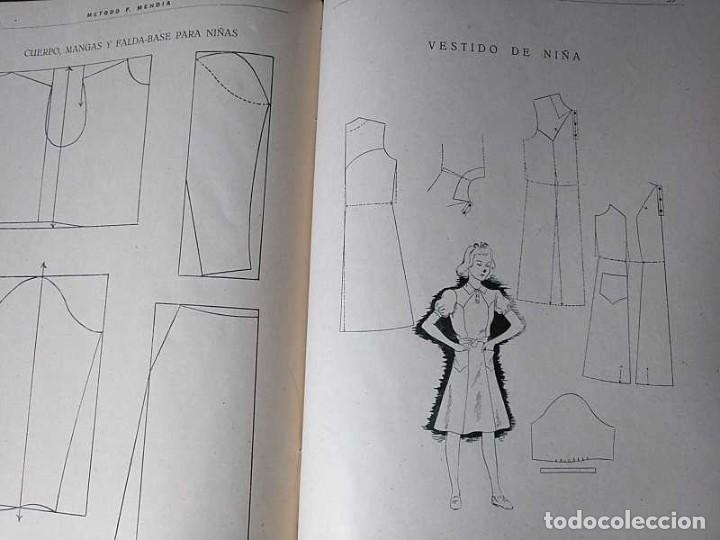 Libros de segunda mano: METODO DE CORTE SISTEMA ORIGINAL FELISA MENDIA TORRES MADRID PRESENTACION PROVISIONAL1942 CONFECCION - Foto 26 - 206904892