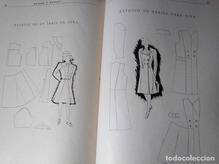 Libros de segunda mano: METODO DE CORTE SISTEMA ORIGINAL FELISA MENDIA TORRES MADRID PRESENTACION PROVISIONAL1942 CONFECCION - Foto 27 - 206904892