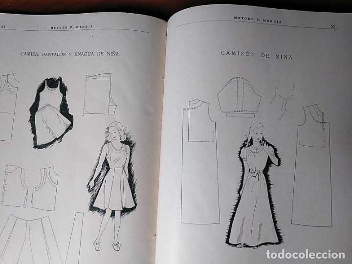 Libros de segunda mano: METODO DE CORTE SISTEMA ORIGINAL FELISA MENDIA TORRES MADRID PRESENTACION PROVISIONAL1942 CONFECCION - Foto 29 - 206904892