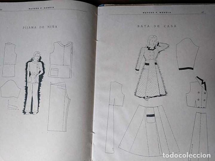 Libros de segunda mano: METODO DE CORTE SISTEMA ORIGINAL FELISA MENDIA TORRES MADRID PRESENTACION PROVISIONAL1942 CONFECCION - Foto 31 - 206904892