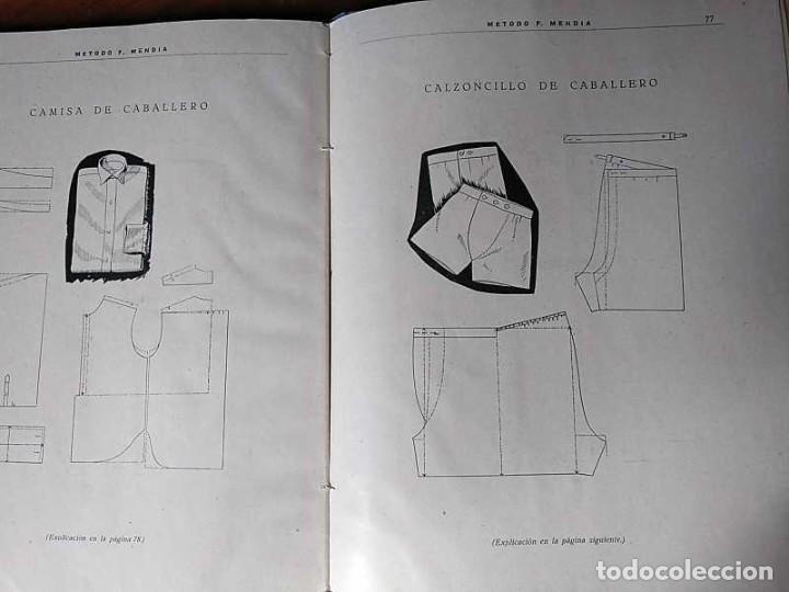 Libros de segunda mano: METODO DE CORTE SISTEMA ORIGINAL FELISA MENDIA TORRES MADRID PRESENTACION PROVISIONAL1942 CONFECCION - Foto 36 - 206904892