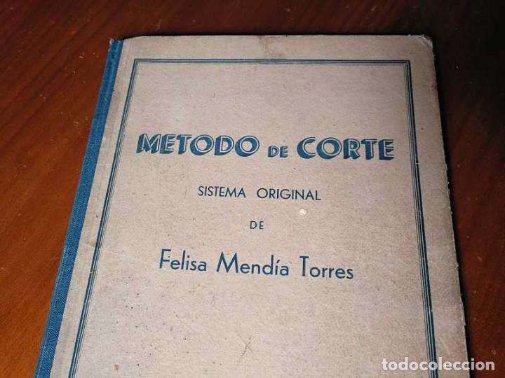 Libros de segunda mano: METODO DE CORTE SISTEMA ORIGINAL FELISA MENDIA TORRES MADRID PRESENTACION PROVISIONAL1942 CONFECCION - Foto 44 - 206904892