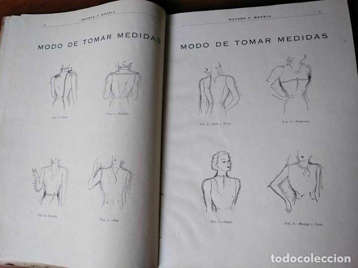 Libros de segunda mano: METODO DE CORTE SISTEMA ORIGINAL FELISA MENDIA TORRES MADRID PRESENTACION PROVISIONAL1942 CONFECCION - Foto 66 - 206904892