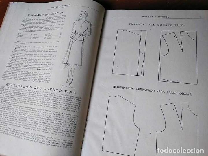 Libros de segunda mano: METODO DE CORTE SISTEMA ORIGINAL FELISA MENDIA TORRES MADRID PRESENTACION PROVISIONAL1942 CONFECCION - Foto 67 - 206904892