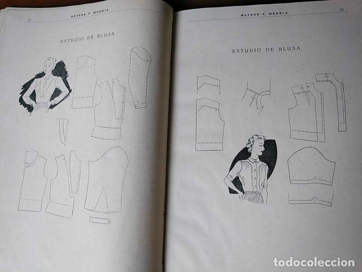Libros de segunda mano: METODO DE CORTE SISTEMA ORIGINAL FELISA MENDIA TORRES MADRID PRESENTACION PROVISIONAL1942 CONFECCION - Foto 69 - 206904892