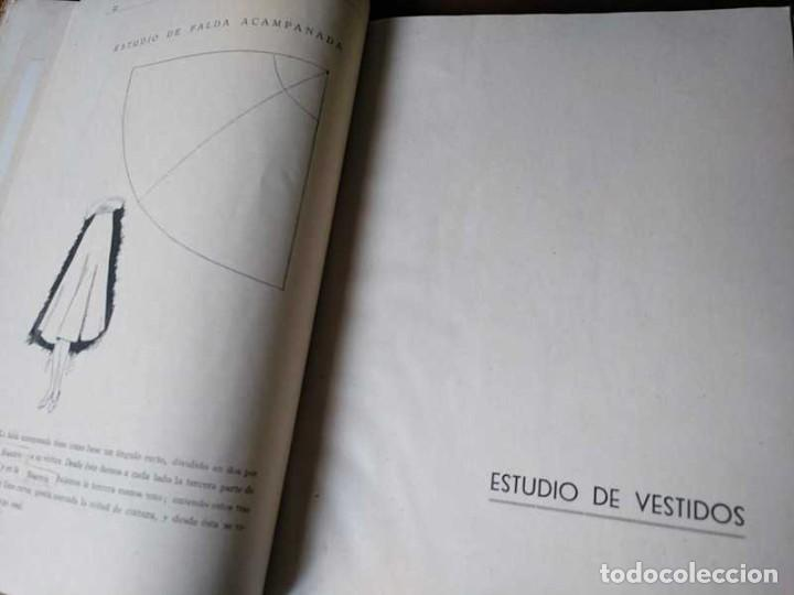 Libros de segunda mano: METODO DE CORTE SISTEMA ORIGINAL FELISA MENDIA TORRES MADRID PRESENTACION PROVISIONAL1942 CONFECCION - Foto 71 - 206904892