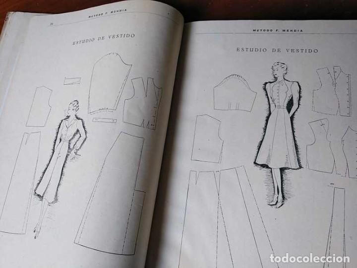 Libros de segunda mano: METODO DE CORTE SISTEMA ORIGINAL FELISA MENDIA TORRES MADRID PRESENTACION PROVISIONAL1942 CONFECCION - Foto 72 - 206904892