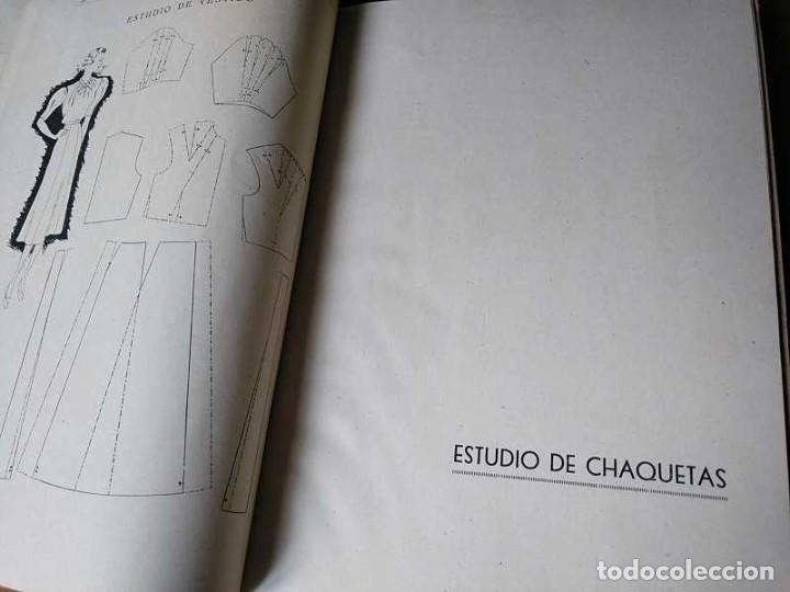 Libros de segunda mano: METODO DE CORTE SISTEMA ORIGINAL FELISA MENDIA TORRES MADRID PRESENTACION PROVISIONAL1942 CONFECCION - Foto 73 - 206904892