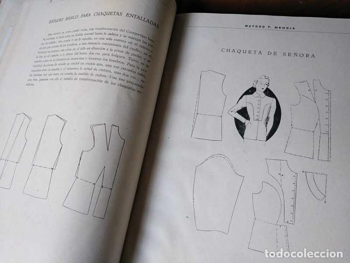 Libros de segunda mano: METODO DE CORTE SISTEMA ORIGINAL FELISA MENDIA TORRES MADRID PRESENTACION PROVISIONAL1942 CONFECCION - Foto 74 - 206904892