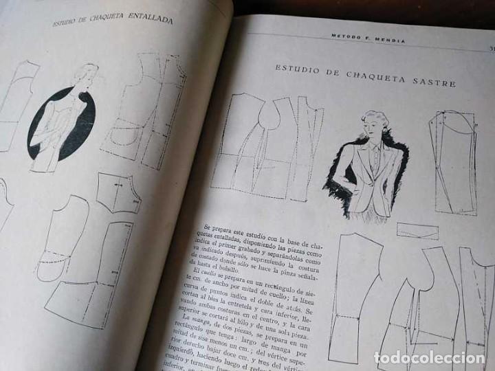 Libros de segunda mano: METODO DE CORTE SISTEMA ORIGINAL FELISA MENDIA TORRES MADRID PRESENTACION PROVISIONAL1942 CONFECCION - Foto 75 - 206904892