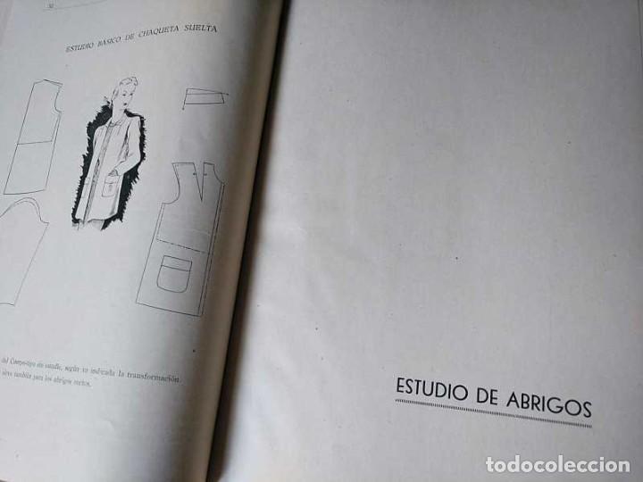 Libros de segunda mano: METODO DE CORTE SISTEMA ORIGINAL FELISA MENDIA TORRES MADRID PRESENTACION PROVISIONAL1942 CONFECCION - Foto 76 - 206904892