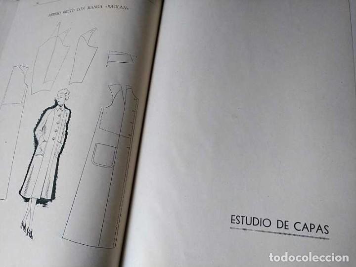 Libros de segunda mano: METODO DE CORTE SISTEMA ORIGINAL FELISA MENDIA TORRES MADRID PRESENTACION PROVISIONAL1942 CONFECCION - Foto 78 - 206904892