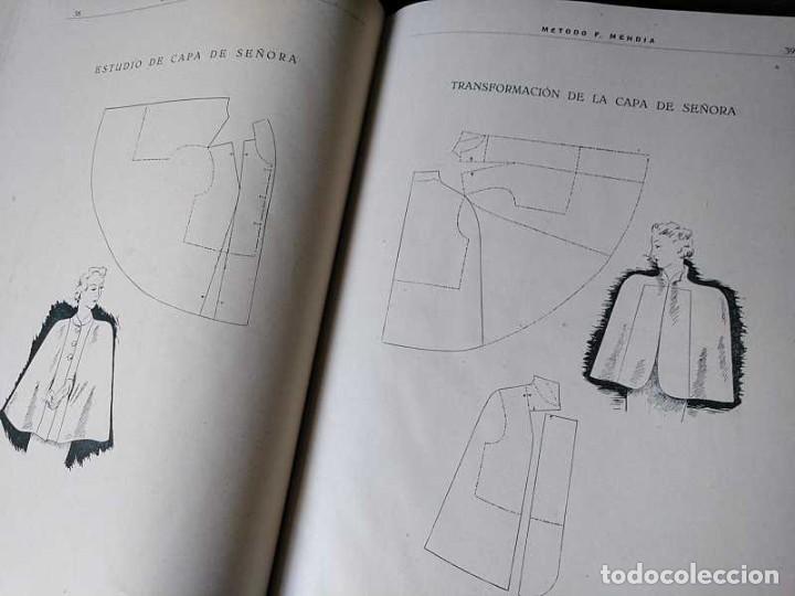 Libros de segunda mano: METODO DE CORTE SISTEMA ORIGINAL FELISA MENDIA TORRES MADRID PRESENTACION PROVISIONAL1942 CONFECCION - Foto 79 - 206904892