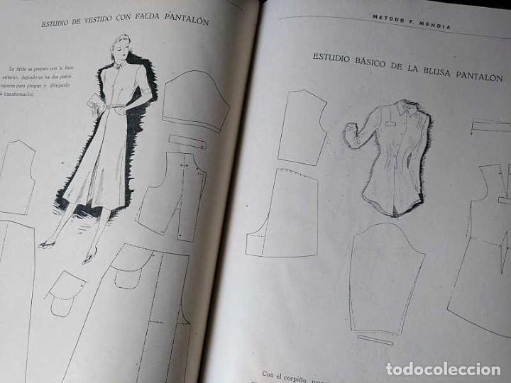 Libros de segunda mano: METODO DE CORTE SISTEMA ORIGINAL FELISA MENDIA TORRES MADRID PRESENTACION PROVISIONAL1942 CONFECCION - Foto 81 - 206904892