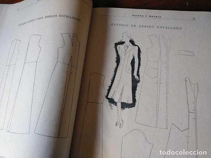 Libros de segunda mano: METODO DE CORTE SISTEMA ORIGINAL FELISA MENDIA TORRES MADRID PRESENTACION PROVISIONAL1942 CONFECCION - Foto 84 - 206904892