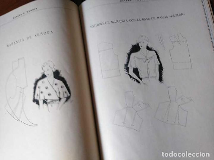 Libros de segunda mano: METODO DE CORTE SISTEMA ORIGINAL FELISA MENDIA TORRES MADRID PRESENTACION PROVISIONAL1942 CONFECCION - Foto 91 - 206904892