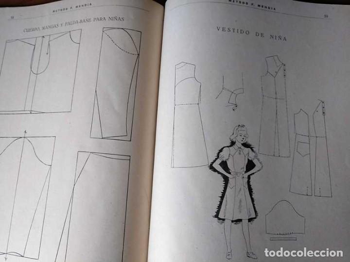 Libros de segunda mano: METODO DE CORTE SISTEMA ORIGINAL FELISA MENDIA TORRES MADRID PRESENTACION PROVISIONAL1942 CONFECCION - Foto 94 - 206904892