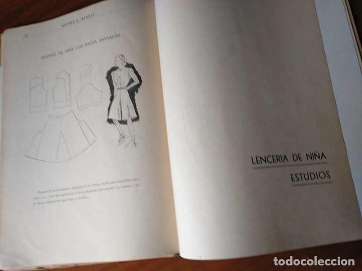 Libros de segunda mano: METODO DE CORTE SISTEMA ORIGINAL FELISA MENDIA TORRES MADRID PRESENTACION PROVISIONAL1942 CONFECCION - Foto 95 - 206904892