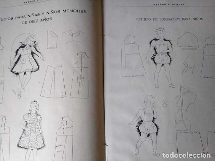 Libros de segunda mano: METODO DE CORTE SISTEMA ORIGINAL FELISA MENDIA TORRES MADRID PRESENTACION PROVISIONAL1942 CONFECCION - Foto 98 - 206904892
