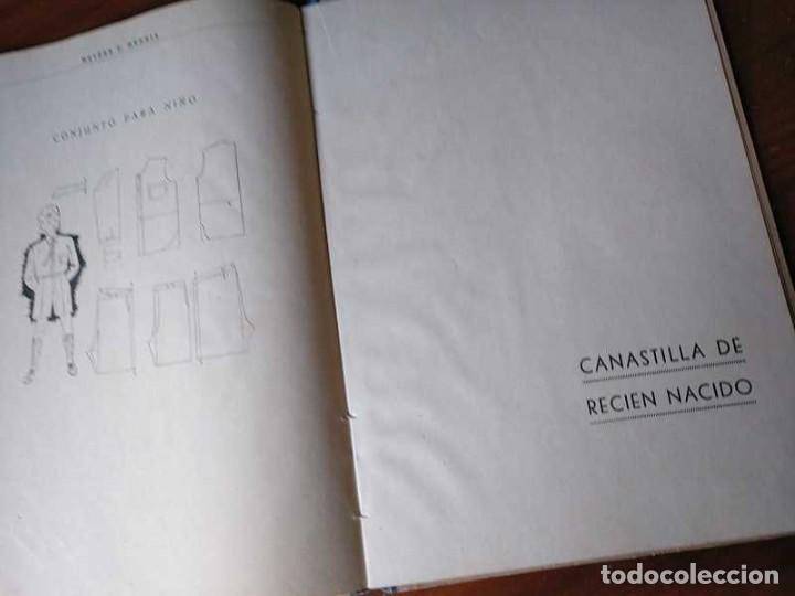 Libros de segunda mano: METODO DE CORTE SISTEMA ORIGINAL FELISA MENDIA TORRES MADRID PRESENTACION PROVISIONAL1942 CONFECCION - Foto 99 - 206904892