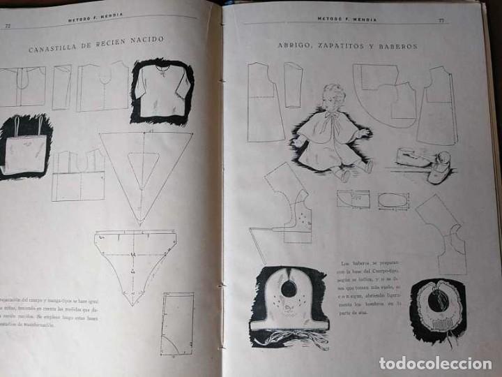 Libros de segunda mano: METODO DE CORTE SISTEMA ORIGINAL FELISA MENDIA TORRES MADRID PRESENTACION PROVISIONAL1942 CONFECCION - Foto 100 - 206904892