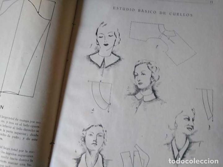 Libros de segunda mano: METODO DE CORTE SISTEMA ORIGINAL FELISA MENDIA TORRES MADRID PRESENTACION PROVISIONAL1942 CONFECCION - Foto 110 - 206904892