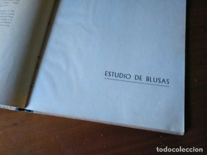 Libros de segunda mano: METODO DE CORTE SISTEMA ORIGINAL FELISA MENDIA TORRES MADRID PRESENTACION PROVISIONAL1942 CONFECCION - Foto 111 - 206904892