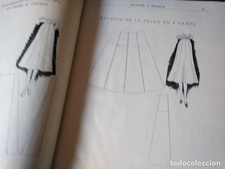 Libros de segunda mano: METODO DE CORTE SISTEMA ORIGINAL FELISA MENDIA TORRES MADRID PRESENTACION PROVISIONAL1942 CONFECCION - Foto 113 - 206904892