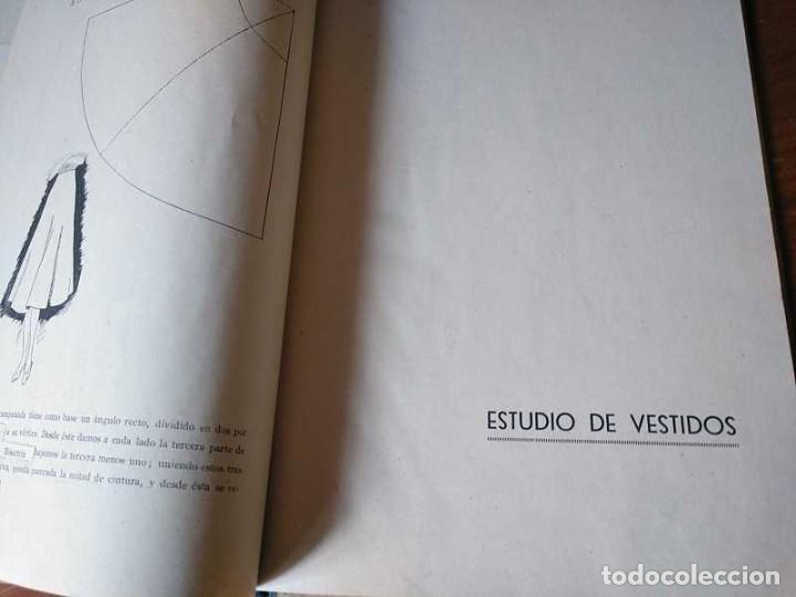 Libros de segunda mano: METODO DE CORTE SISTEMA ORIGINAL FELISA MENDIA TORRES MADRID PRESENTACION PROVISIONAL1942 CONFECCION - Foto 114 - 206904892