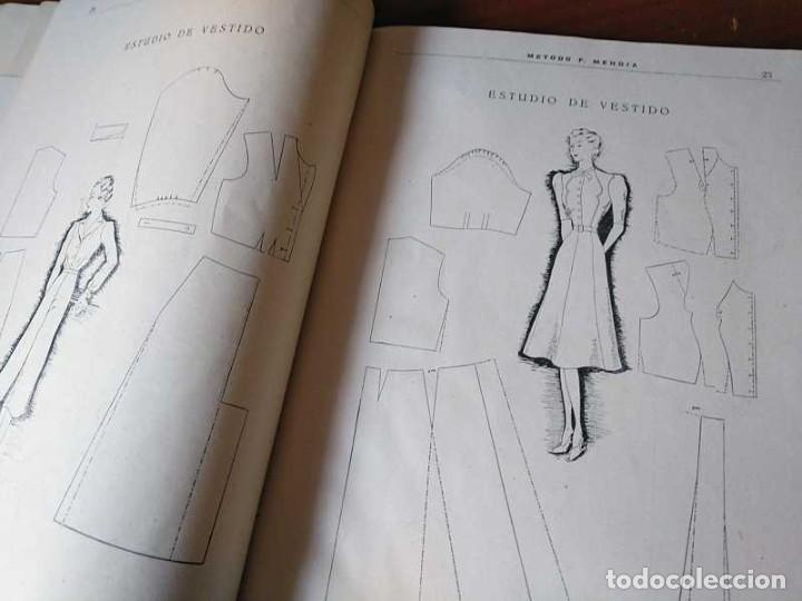 Libros de segunda mano: METODO DE CORTE SISTEMA ORIGINAL FELISA MENDIA TORRES MADRID PRESENTACION PROVISIONAL1942 CONFECCION - Foto 115 - 206904892