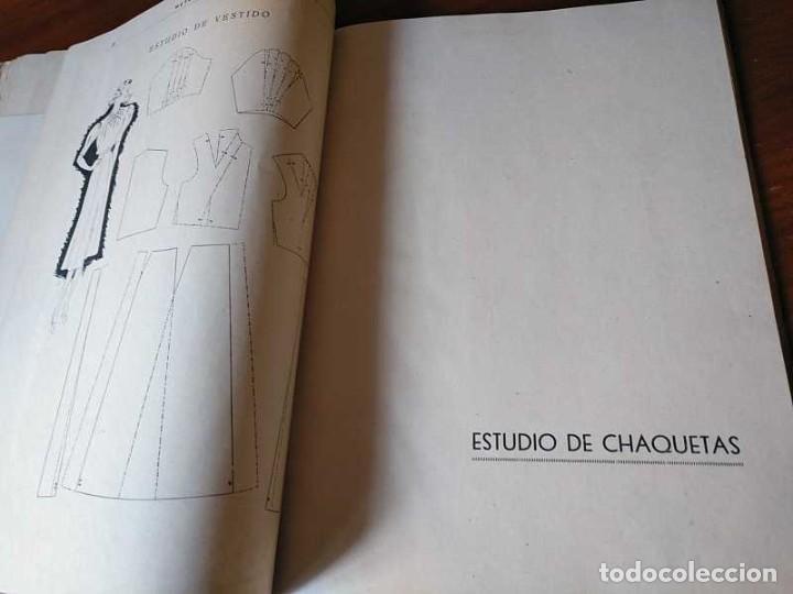 Libros de segunda mano: METODO DE CORTE SISTEMA ORIGINAL FELISA MENDIA TORRES MADRID PRESENTACION PROVISIONAL1942 CONFECCION - Foto 116 - 206904892