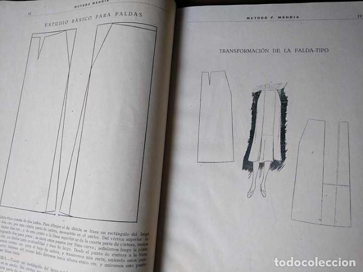 Libros de segunda mano: METODO DE CORTE SISTEMA ORIGINAL FELISA MENDIA TORRES MADRID PRESENTACION PROVISIONAL1942 CONFECCION - Foto 123 - 206904892