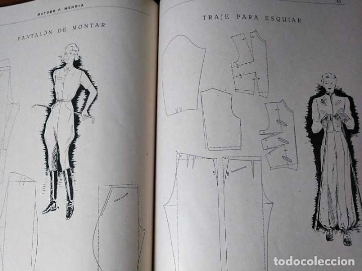 Libros de segunda mano: METODO DE CORTE SISTEMA ORIGINAL FELISA MENDIA TORRES MADRID PRESENTACION PROVISIONAL1942 CONFECCION - Foto 126 - 206904892