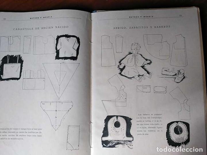 Libros de segunda mano: METODO DE CORTE SISTEMA ORIGINAL FELISA MENDIA TORRES MADRID PRESENTACION PROVISIONAL1942 CONFECCION - Foto 131 - 206904892