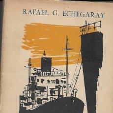Libros de segunda mano: RESACA. DE RAFAEL G. ECHEGARAY. Lote 206950095