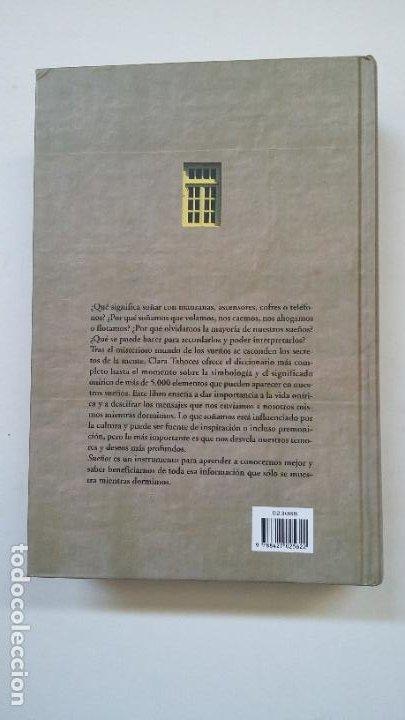 Libros de segunda mano: Sueños. Diccionario de interpretación. Clara Tahoces. TDK203 - Foto 2 - 206957791