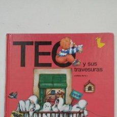 Libros de segunda mano: TEO Y SUS TRAVESURAS. VIOLETA DENOU. TIMUN MAS. EL PAIS. TDK200. Lote 206958193