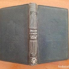 Libros de segunda mano: 1948 DOS COMEDIAS Y CARTAS DE MUJERES - JACINTO BENAVENTE / CRISOL AGUILAR Nº 22. Lote 206958778