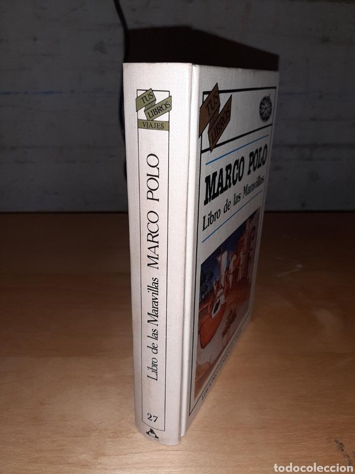 Libros de segunda mano: Marco polo libro de las maravillas. Tus libros. Anaya. Ver fotos y descripción - Foto 2 - 206963695