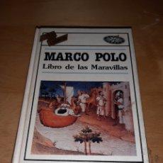 Libros de segunda mano: MARCO POLO LIBRO DE LAS MARAVILLAS. TUS LIBROS. ANAYA. VER FOTOS Y DESCRIPCIÓN. Lote 206963695