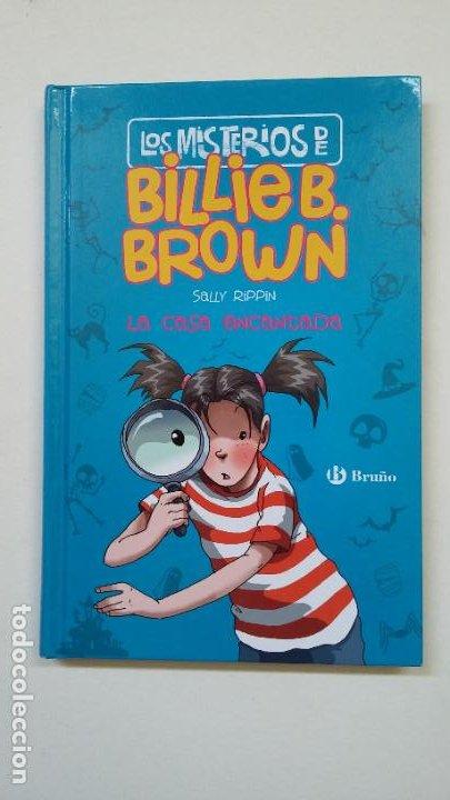 LOS MISTERIOS DE BILLIE B. BROWN. SALLY RIPPIN. LA CASA ENCANTADA Nº 1. EDICIONES BRUÑO. TDK199 (Libros de Segunda Mano - Literatura Infantil y Juvenil - Otros)